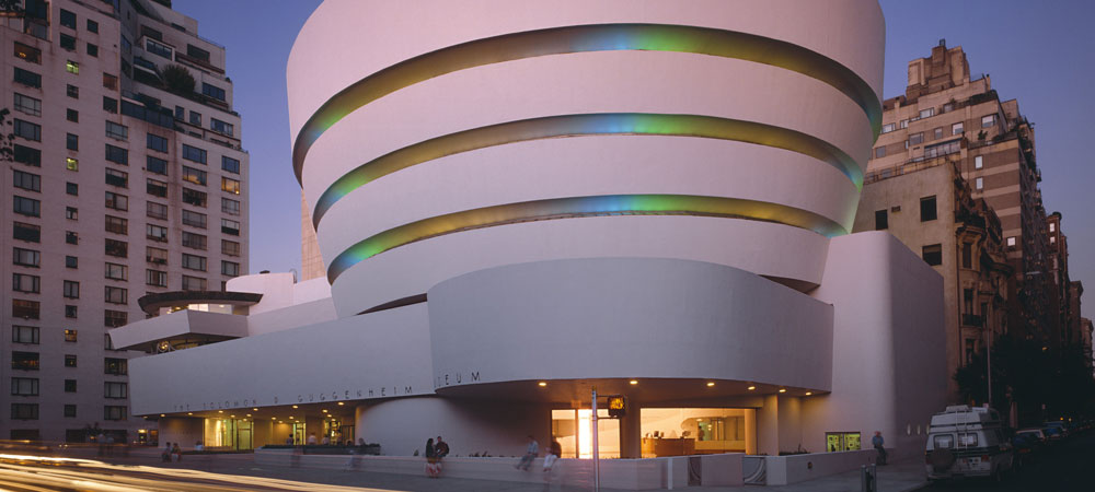 Art, architecture and innovation: Celebrating the Guggenheim Museum